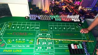 ATS. Any seven and the tower craps strategy