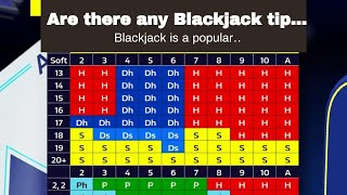 Are there any Blackjack tips which are crucial to playing the Things To Know Before You Get Thi…