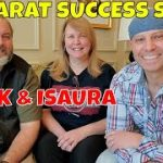 Christopher Mitchell Baccarat Strategy Success Story With Rick & Isaura.