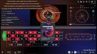Roulette | Algorithm program for mathematical calculations #iaia-v3