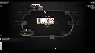 Best Texas Hold'em Pre-Flop Poker Strategy for Tournaments