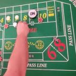 Craps strategy for shooters, Tony Leo inspired.