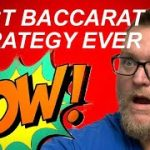 WORLDS GREATEST BACCARAT STRATEGY
