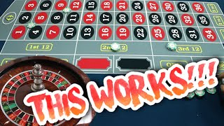 EASY SYSTEM WITH HIGH PROFIT CHANCE!! Romanovsky Roulette System