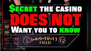 Casino Secrets of the Field Bet