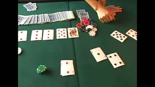 Evaluating Hands of Texas Holdem