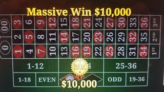 FREE roulette strategy that always wins!