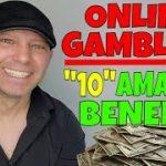 Online Gambling- Christopher Mitchell Reveals 10 Benefits For Gambling Online.