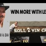 Win More at craps with Less Money, #winning Craps