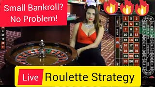 Live Roulette Strategy to win [Online live and auto Roulette]