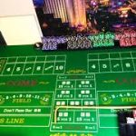 Craps  $50 table double the green craps strategy video # 3