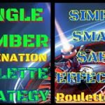 Single number elimination roulette strategy | Roulette Boss