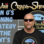 John G's Winning Strategy on the Dont's on the Craps Tables