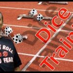 CRAPS Dice Training – Learn how to set, grip and toss and understand what the dice are doing.