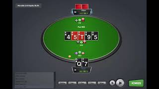 Low-Stakes Poker Heads-Up SNG: Hand for Hand Analysis | Poker Strategy