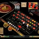"""Roulette Strategy to (try to) win. Betting system with 2 """"Six Line"""" bets aera."""