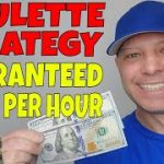 Roulette Live- Professional Gambler Christopher Mitchell Roulette Strategy.