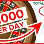 Best Strategy for Roulette: How to Win with Simplest System Ever