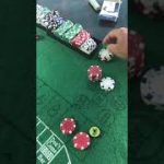 Reverse iron cross craps strategy