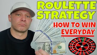 Roulette Strategy- Christopher Mitchell Tells How To Play Roulette & Win Everyday.
