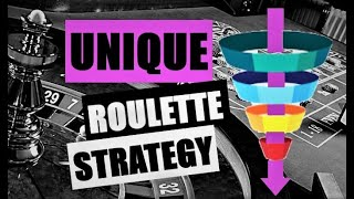 """""""FUNNEL"""" Roulette Strategy 