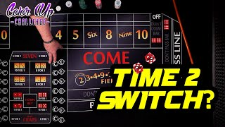 Should you Switch Up your Craps Strategy?