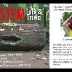 #SGSTEM 18 20210318: Biogirl MJ – Science Edutainment