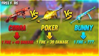 Bunny Mp40 Vs Cobra M40 Vs Poker M40- Damage Test -para SAMSUNG,A3,A5,A6,A7,J2,J5,J7,S5,S6,S7,S9