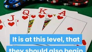learning texas holdem poker