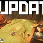 Texas Hold 'em & Gesture wheel on staging   Rust update 26th March 2021