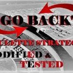 """Modified """"GO BACK"""" Roulette Strategy   Best Roulette Strategy to Win   Online Roulette Strategy"""