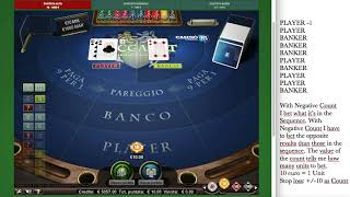 THE BEST FREE WINNING BACCARAT STRATEGY TO WIN 2020!!