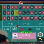 $12 Straight Bet Strategy   Uncle Ming   European Roulette   Roulette Strategy Playlist