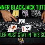 Blackjack Tutorial for Beginners
