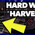 Craps Hard Way Harvest | Dice Betting Strategy