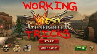 west gunfighter.dart , blackjack and one shot kill tips and tricks