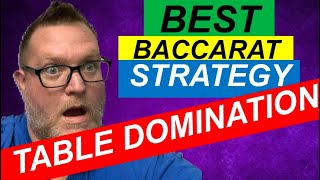 BEST BACCARAT STRATEGY EVER FOR PERMUTATIONS