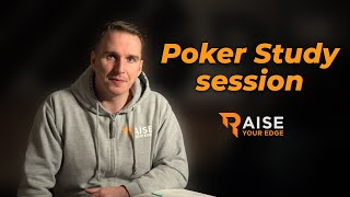 Play Your Value Hands Properly | Poker Study Session by Bencb | RYE Poker Tips