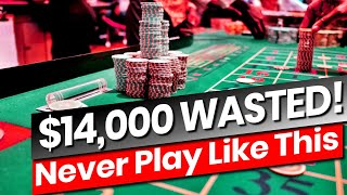 13 Disastrous Roulette Mistakes