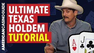 ULTIMATE Texas Hold'em – Full Guide!