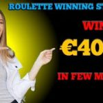 Roulette strategy No 3
