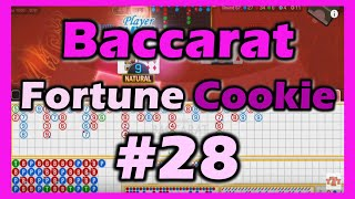 BACCARAT 🎴 How to Play 🧧 Rule and Strategy 🎲#28🤩 Bead Plate + Big Eye + Small Road + Cockroach🎉