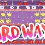 How to PLAY & WIN BIG on The Hard Ways | Craps Basics