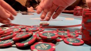 POKERBEAST IS BACK! // Poker Vlog 27