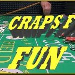 Don't Pass and Martingale Field Craps Strategy for Fun with a Crazy No Field Roll
