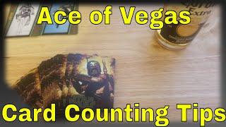 Blackjack Card Counting Lesson | Las Vegas 2021 #Shorts