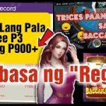 Tricks Paano Manalo sa Baccarat ng Rainbow Game   Techniques How to win Baccarat in Rainbow Game