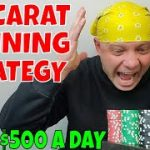 Christopher Mitchell Baccarat Strategy- How To Play Baccarat & Make $500+ Per Day.