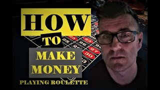 HOW to Make Money Playing Online Roulette | Roulette Strategy to WIN | Roulette Strategy outside bet