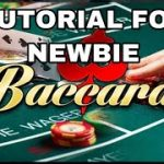PNXBET Baccarat for newbie tutorial (Tagalog)